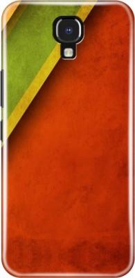Flipkart SmartBuy Back Cover for Infinix Note 4 Multicolor