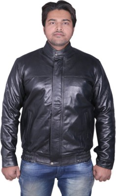 faizan Full Sleeve Solid Men Jacket at flipkart