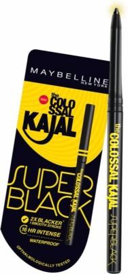 Maybelline Colossal Kajal Super 0.35 g(Black)