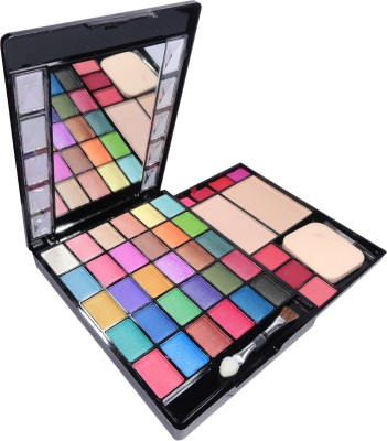 Mars Fashion Makeup Kit 30 eyeshadow,3 blusher,2 compact powder,4 lipcolor  available at flipkart for Rs.349
