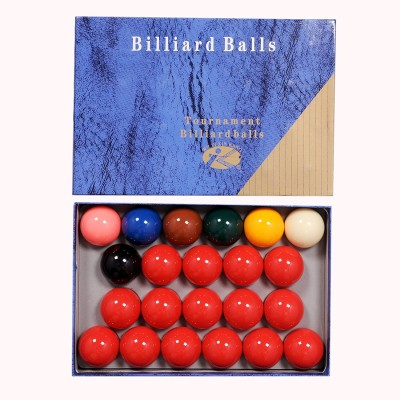 Cuepoint Xin kang snooker ball set Billiard Ball(Pack of 22, Multicolor)