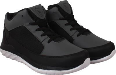 Aero Aspire Hiking & Trekking Shoes For Men(Black, Grey)