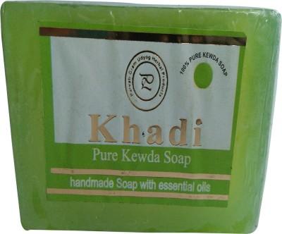 khadikhazana Khadi pure kewda soap 125grams(125 g)