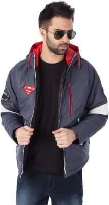 Rodid Full Sleeve Solid Men Jacket at flipkart