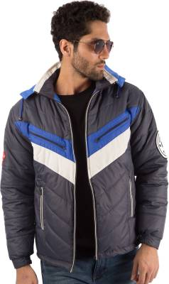 Rodid Full Sleeve Solid Men's Jacket