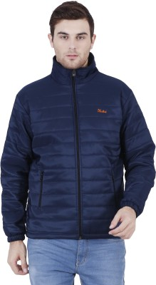 Plutus Full Sleeve Solid Men Jacket