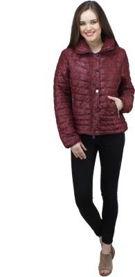 Pab Jules Full Sleeve Solid Women Jacket Pab Jules Women\'s Jackets