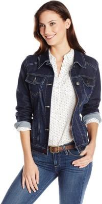 Kotty Full Sleeve Solid Women Denim Jacket at flipkart