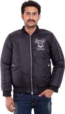 SML Originals Full Sleeve Solid Men's Jacket