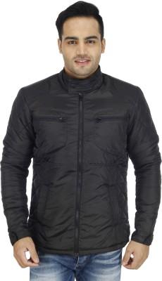SOC Full Sleeve Solid Men's Jacket