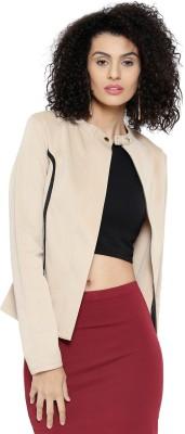 Sassafras Full Sleeve Solid Women Jacket at flipkart
