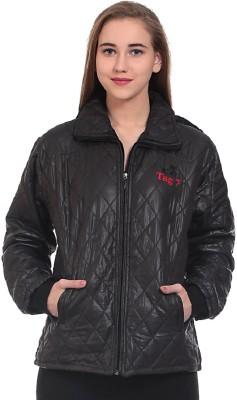 Tag 7 Full Sleeve Solid Women Jacket