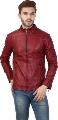 Tashi Delek Full Sleeve Solid Men Jacket at flipkart