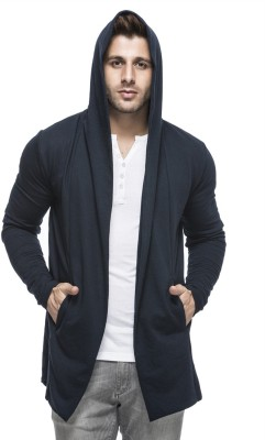 Tinted Full Sleeve Solid Men Jacket