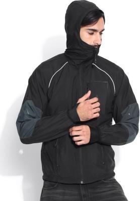 Wrangler Full Sleeve Solid Men's Jacket  available at flipkart for Rs.2747