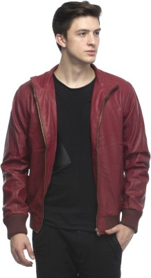 Starz Shine Collection Full Sleeve Solid Men Jacket at flipkart