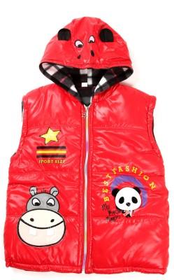 5fc95c7ab 50% OFF on Zonko Style Sleeveless Animal Print Boys Jacket on ...