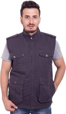 Valbone Sleeveless Solid Men's Jacket