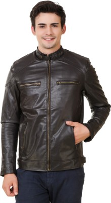 Fashion Gallery Full Sleeve Solid Men Jacket at flipkart