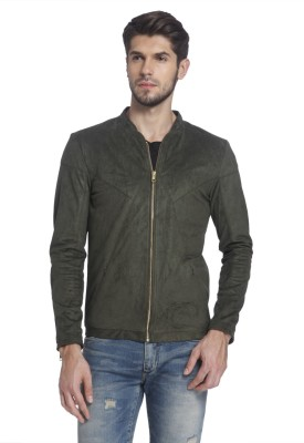 Jack & Jones Full Sleeve Solid Men's Jacket at flipkart