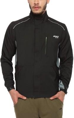 2GO Full Sleeve Solid Men Jacket