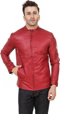 Rocker Fashions Full Sleeve Solid Men's Jacket
