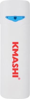 Kmashi 2600 mAh Power Bank White, Lithium ion Kmashi Power Banks