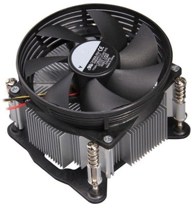 Adnet 2500 GHz LGA 775 AD 120 Processor(Black)