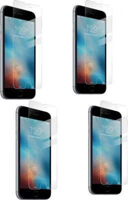 Chappie Moustache Screen Guard for Apple iPhone 7 Plus(Pack of 4)