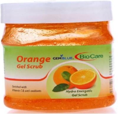 Biocare Orange Gel Scrub , 500ml. Scrub(500 ml) 1