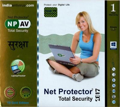 NPAV Net Protector Total Security 2016 1PC 1Year
