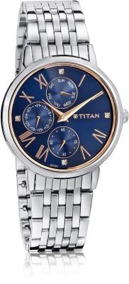Titan 2569SM01 Analog Watch   For Women Titan Wrist Watches