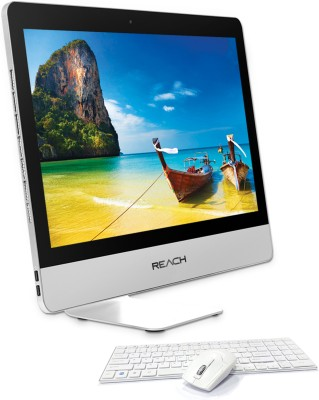 Reach - (Core i5/8 GB DDR4/1 TB/Free DOS)(Silver, 23.6 Inch Screen)