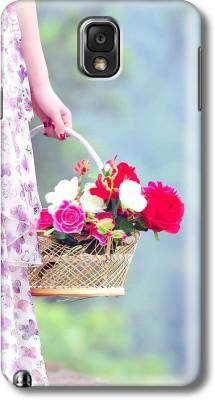 Flipkart SmartBuy Back Cover for Samsung Galaxy Note 3 Neo(Multicolor, Plastic)