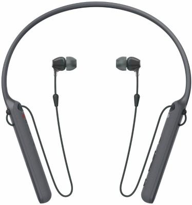 Sony C400 Bluetooth Headset(Black, Wireless in the ear)