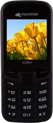 Micromax X088+(Black)
