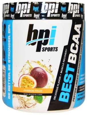 BPI Sports Best (Passion Fruit) BCAA(300 g, Pineapple)