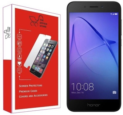 MOBIVIILE Tempered Glass Guard for Honor Holly 4(Pack of 1)