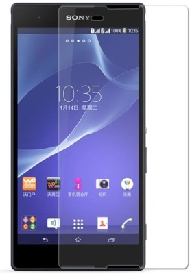 Loopee Tempered Glass Guard for Sony Xperia T2 Ultra Dual