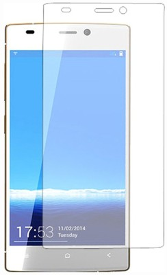 AmericHome Tempered Glass Guard for Gionee Elife S5.1(Pack of 1)