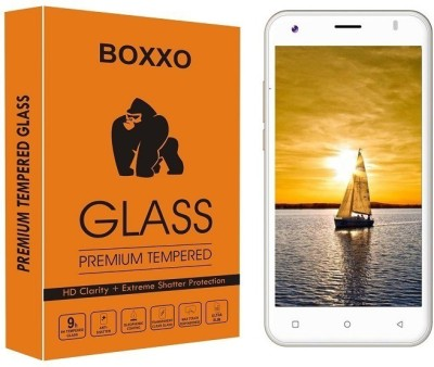 Boxxo Tempered Glass Guard for iVooMi Me5