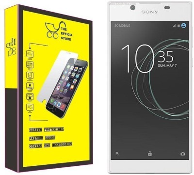 Efficia Tempered Glass Guard for Sony Xperia L1(Pack of 1)