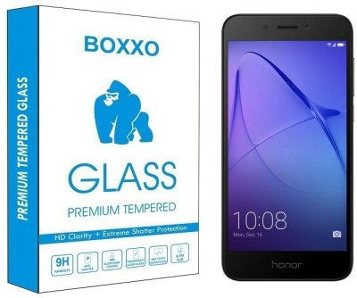 Boxxo Tempered Glass Guard for Honor Holly 4(Pack of 1)