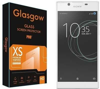 Glasgow Tempered Glass Guard for Sony Xperia L1(Pack of 1)