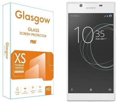 Glasgow Tempered Glass Guard for Sony Xperia L1