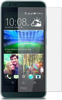 Loopee Tempered Glass Guard for Htc desire 616 dual sim
