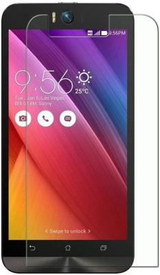 Heartly Tempered Glass Guard for Asus Zenfone C ZC451CG Dual Sim(Pack of 1)