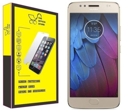 Efficia Tempered Glass Guard for Motorola Moto G5s(Pack of 1)