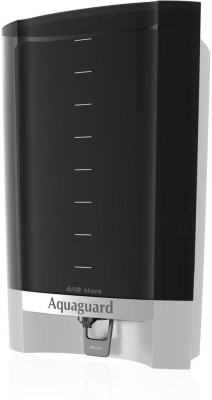 Aquaguard 1229101076003531 15 L RO + UV + UF + TDS Water Purifier(BLACK / WHITE)
