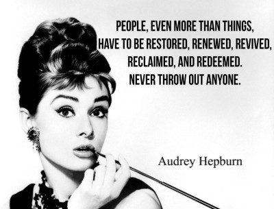 Audrey Hepburn Poster for Home & Office Fine Art Print(18 inch X 12 inch)  available at flipkart for Rs.185